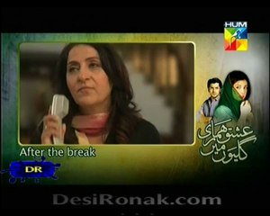 Ishq Hamari Galiyon Mein - Episode 94 - January 27, 2014 - Part 1