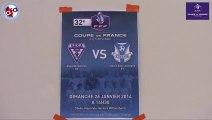 Coupe de France Féminine 2013 - 2014 : ASCA Wittelsheim - FF Yzeure Allier Auvergne