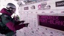 FWT14 - Run of Sasha Hamm - Chamonix Mont Blanc