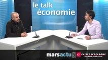 Le talk économie Marsactu : Olivier Herbaut, directeur de l'association ADELIES