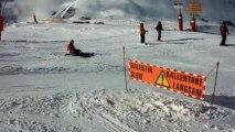 Les Deux Alpes 2014 - Alex, cameraman, pisteur secouriste