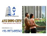 Avj Info City Greater Noida West, Avj Info City Noida Extension