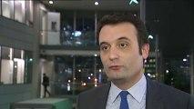 """Hausse du chômage : Copé veut que"""" Michel Sapin soit démis de ses fonctions"""""""