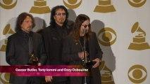 Grammy Awards Backstage: What Did Ozzy Osbourne Say