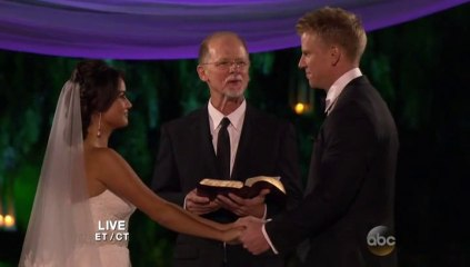 Sean Lowe & Catherine Giudici Wedding