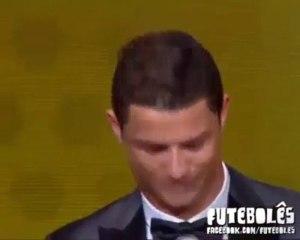 Cristiano Ronaldo reage à discussão entre Bernardina e Zezé Camarinha