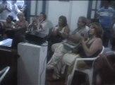Homenaje a los desaparecidos en 1989 en La Tablada