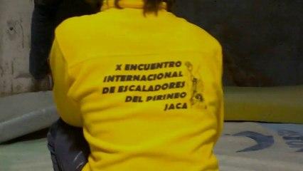 X Encuentro Internacional de Escaladores del Pirineo en Jaca