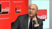 """Michel Sapin :  """"Hollande n'a jamais parlé de pari mais d'objectif mobilisateur"""""""