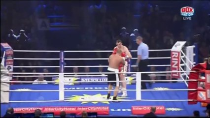 David Price vs Istvan Ruzsinszky 2014-01-25