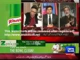 "Musharraf made our children ""Suicide Bombers"", Spitted Pakistan, Started Civil War - Ansar abbasi's views"