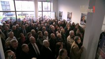 INAUGURATION PERMANENCE - EDOUARD PHILIPPE - LE HAVRE - ELECTIONS MUNICIPALES 2014
