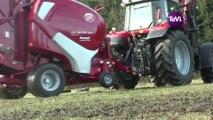 Prévention sécurité routière : engins agricoles [TéVi] 30-01-14