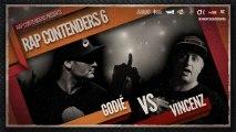 Rap Contenders 6 - Vincenz vs Godié