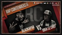 Rap Contenders Edition 6 - Blackapar vs Obia le Chef