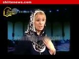 Former British Prime Minister Tony Blair sister in-law embrace Shia Islam