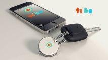 ti'Be : Porte-clefs Bluetooth pour retrouver ses affaires perdues