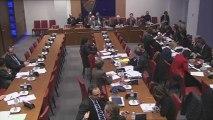 Commission des affaires sociales : audition de M. Michel Sapin