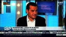 Forte croissance du chiffre d'affaires annuel d'Interparfums en 2013: Philippe Bénacin, dans Intégrale Bourse – 28/01