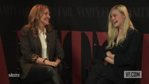 """Sundance Film Festival - Elle Fanning on """"Young Ones"""" and """"Low Down"""""""