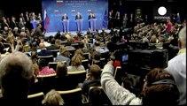 Cumbre Unión Europea-Rusia en Bruselas