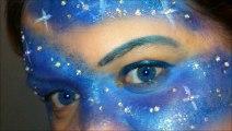 "Maquillage ""nuit etoilée""/ make up tutorial"