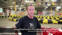Fun Things To Do In Las Vegas | Pole Position Raceway Las Vegas Strip pt. 10