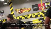 Fun Things To Do In Las Vegas | Pole Position Raceway Las Vegas Strip pt. 14