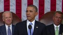 Discours sur l'état de l'Union: Obama contre les inégalités