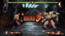 Mortal Kombat 9 - Story mode - Chapter 05_ Liu Kang 1080P Gameplay _ Walkthrough