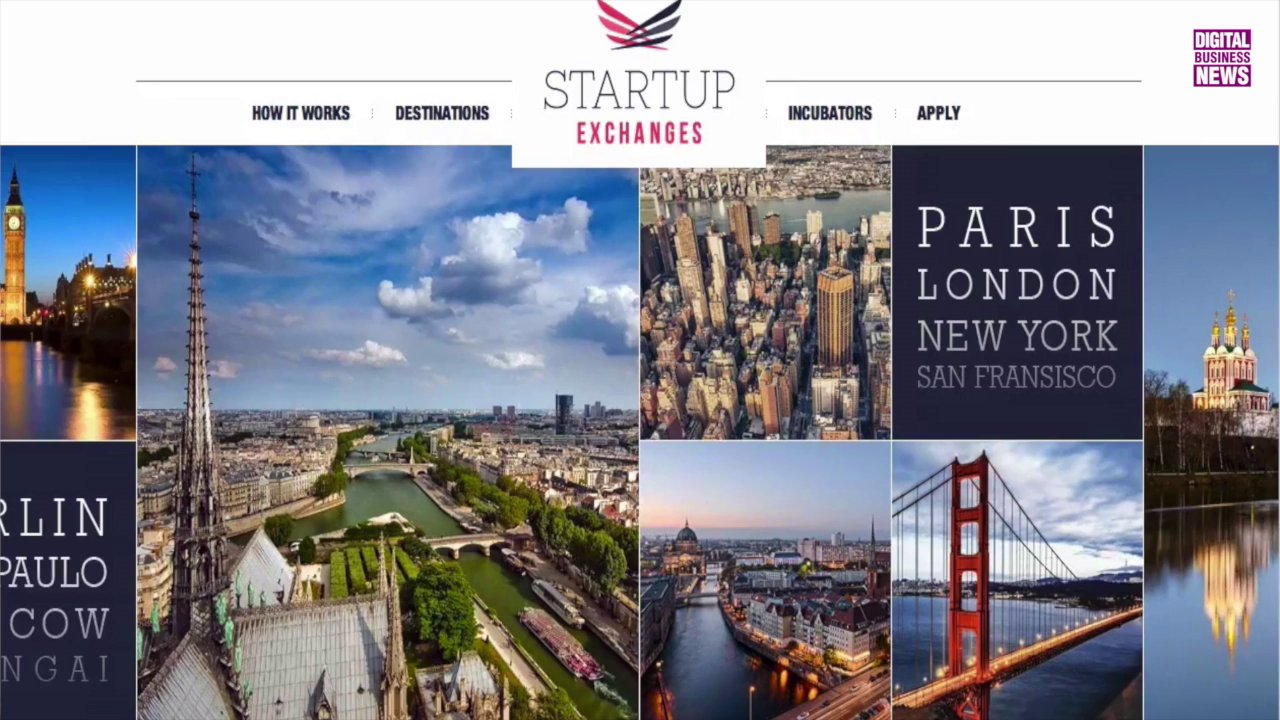 Startup Exchanges launching