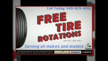 (949) 829-4262 Tire Specials near Foothill Ranch 92610