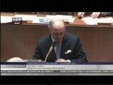 Tunisie : Laurent Fabius répond à une question à l'Assemblée nationale (29/01/2014)