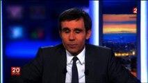 """""""Philippe Merdier"""" : le lapsus de David Pujadas"""