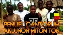 Penuel Cantorum - Aklunon Miton Ton (Gospel)