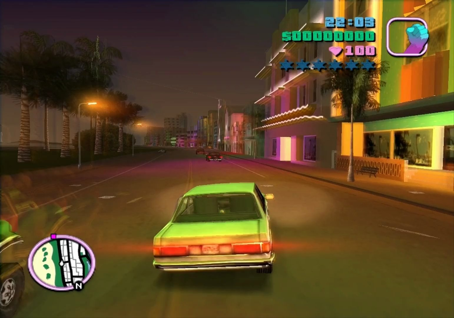 Grand Theft Auto Vice City Japan Gameplay PCSX2 R5715 HD 1080p PS2