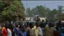 Centrafrique : affrontements interreligieux et pillages perdurent dans Bangui