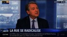 BFM Story: Radicalisation des contestations: faut-il s'en inquiéter? - 29/01