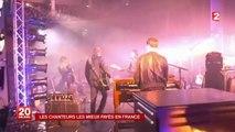Mylène Farmer, Maître Gims et Johnny, chanteurs français les mieux payés en 2013