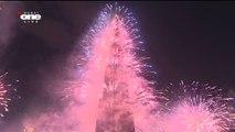 Le nouvel an explosif du Burj Khalifa