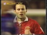 Oldham Athletic v Man Utd FA Cup 1994 Replay Second Half