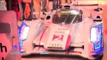 24H du Mans 2012 - Race, part 1 (Toyota crash)