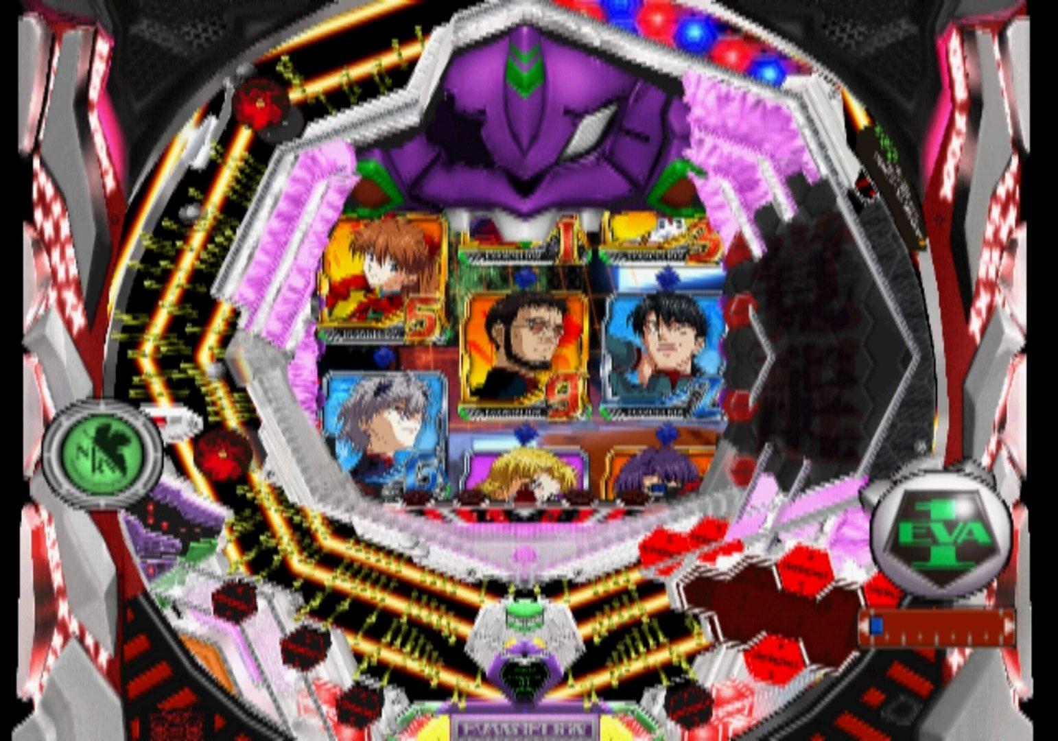Hisshou PachinkoPachi-Slot Kouryoku Series Vol 14 CR Shinseiki Evangelion Saigo no Mono Gameplay HD 1080p PS2