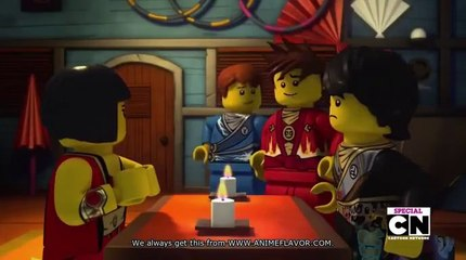 Ninjago Episode 28: The Art of the Silent Fist