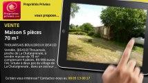 A vendre - maison - THOUARSAIS BOUILDROUX (85410) - 5 pièces - 70m²