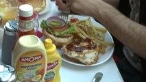 Les Français accros aux burgers