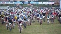Roc d'Azur 2013 Part1 Compétition VTT X-Country XC Course MTB Race Bike Cycling Cyclisme Vélo Vidéo XCountry XCO Podium Vainqueur Miguel Martinez UCI FFC World Cup Championship