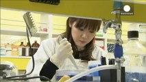 Giappone: Cellule staminali ricavate dal sangue in pochi istanti