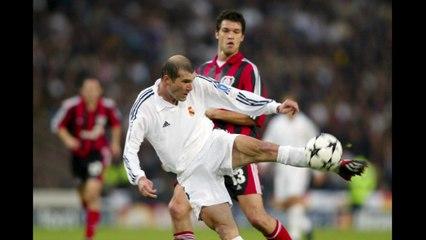 Ligue des Champions 2002 : La volée sensationnelle de Zinedine Zidane en finale