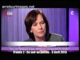 """""""Les enfants appartiennent à l'Etat"""" : la fausse citation de la sénatrice Laurence Rossignol"""